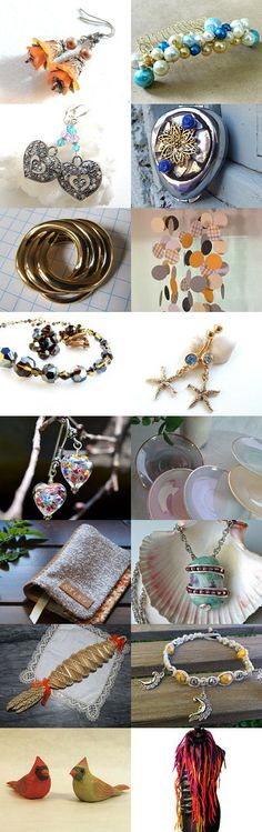 A little bit of sunshine by pauline clarke on Etsy--Pinned with TreasuryPin.com