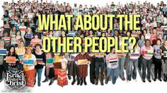 The Israelites: What About The Other People?