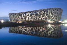 """Stade """"Nid d'oiseau"""" - Pékin"""