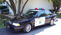 How the California Highway Patrol Swapped Crown Vics for Volvos — Almost