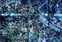 Image result for jackson pollock paintings