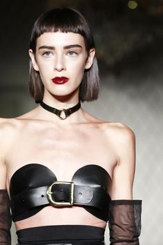 Zana Bayne Ready To Wear Fall Winter 2014 New York - NOWFASHION