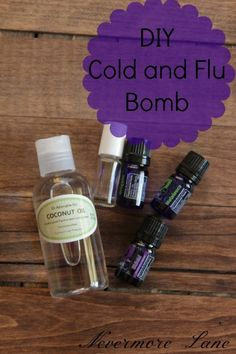 #DIY Cold and Flu Bo