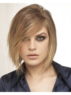 66 Chic Short Bob Hairstyles & Haircuts for Women in 2019 - Hairstyles Trends Oval Face Haircuts, Best Bob Haircuts, Wavy Bob Hairstyles, Hairstyle Short, Hairstyle Ideas, Easy Hairstyles, Medium Hair Styles, Curly Hair Styles, 100 Human Hair Wigs