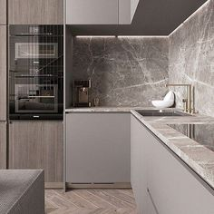 33 Trendy Kitchen Backsplash Modern Back Splashes Interior Design House Design, Kitchen Cabinet Design, Kitchen Remodel, Kitchen Decor, Contemporary Kitchen, Kitchen Room Design, Kitchen Furniture Design, Modern Kitchen Design, Luxury Kitchen Design