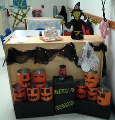 Halloween classroom fun