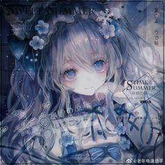 Lolis Anime, Manga Anime Girl, Anime Child, Anime Angel, Anime Dolls, Kawaii Anime, Anime Kimono, Anime Drawing Styles, Pretty Anime Girl