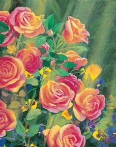 "Limited Edition Artwork by Joni Eareckson Tada: ""The Rose"""