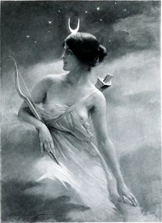 Madeleine Lemaire, Phoebe, 1896.