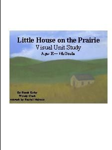 Little House on the Prairie Unit Study at Currclick