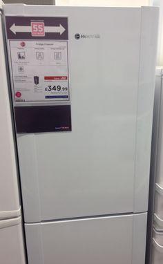 Fridge freezer Top Freezer Refrigerator, Kitchen Dining, Room Ideas, Kitchen Appliances, Diy Kitchen Appliances, Home Appliances, Kitchen Gadgets