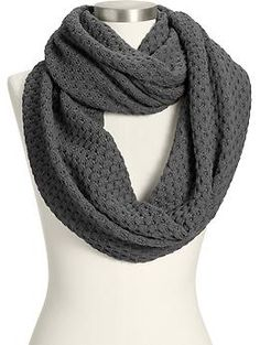 Sweater-Knit Infinity Scarf | Old Navy