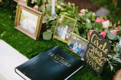 Laura and Kyle's Nestldown Wedding // Caitlin Arnold Weddings and Events // Deborah Tracey Photography