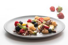 STAR TV Star Tv, List Style, Fruit Salad, Oatmeal, Type, Breakfast, Color