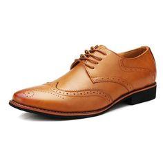 2b6866068d1f 2017 Italian Luxury Designer Formal Mens Dress Shoes Oxfords