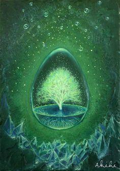 Tree of purification by Akihi.deviantart.com on @deviantART