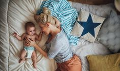 My real experience of motherhood is far from being exactly what I pictured - and that's okay.