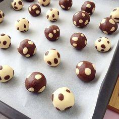 """6,554 Beğenme, 64 Yorum - Instagram'da Kakuleli Mutfak (@kakulelimutfak): """"Ben bu kurabiyelere bayıldım 😍 Cocuklari düşünemiyorum 😄 Tarif sevgili @suheyla_mutfakta dan👌…"""""""