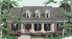 Hillcrest House Plan - 3546