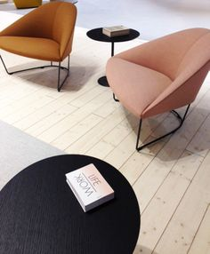 Arper I Milan 2014 Colina by lievore altherr molina #mobilimania #budapest www.mobilimania.hu