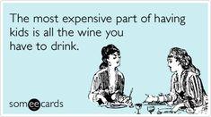 wine-parents-drink-mother-kids-family-ecards-someecards « Random ...