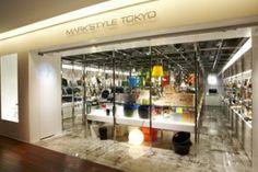 MARKSTYLE / designshop / 表参道 / 2012〜