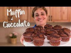 Cupcakes, Sem Lactose, Chocolate Muffins, Recipe For 4, Dessert Recipes, Desserts, Something Sweet, Biscotti, Relleno