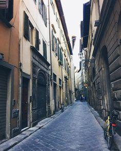 Streetscapes of Florence // @allafiorentina