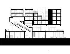 Star Apartments | 【Architect】Maltzan | Apartment floor ...