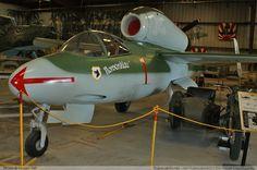 Heinkel He 162A-2 Salamander, Luftwaffe (Wehrmacht), Registrierung ...