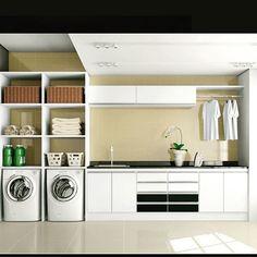 WEBSTA @ now_armarios_planejados - #lavanderia #Casa #marcenaria #nowarmariosplanejados