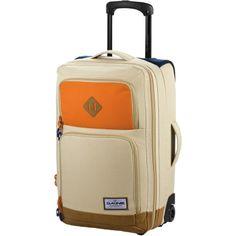 DAKINEVoyager Roller Bag 36L - 2200cu in
