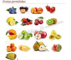 Las Frutas Permitidas Healthy, Fitness, Healthy Life, Diets, Blue Prints, Health