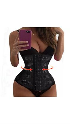 Corset / Waist Shaper (Note: expected ship date is 4.20.16)