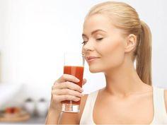 Při hubnutí do plavek sáhněte po rajčatovém džusu Beverages, Drinks, Bloody Mary, Zumba, Glass Of Milk, Conditioner, Wine, Bottle, Health