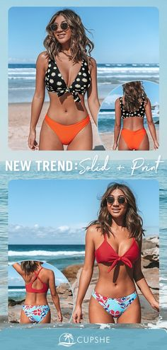 Hitting the beach soon? Here are your beach bag essentials: Source by CUPSHE outfits Summer Bathing Suits, Cute Bathing Suits, Cool Outfits, Summer Outfits, Fashion Outfits, Looks Style, My Style, Fashion Shopping Apps, Beach Bag Essentials