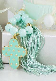 Unique Baptism favors 10pcs-Luxury Baby baprtism gifts  Greek