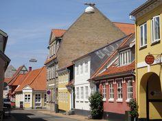 Faaborg, Denmark
