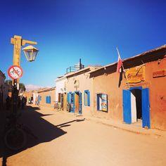 San Pedro de Atacama un lugar perfecto desde el que hacer diversas actividades para descubrir el gran paraje que le rodea el desierto de Atacama.
