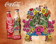 Cesar Nandez. Este diseñador mexicano interviene figuras representativas de la cultura prehispanica  con  flores traidas de la cultura de los colonos. Es interesante los colores brillantes y saturados se mezclan y resaltan algo más apagado y de tonos tierra.
