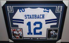 24c5f709da0 Troy Aikman Signed Cowboys 35x43 Custom Framed Jersey (JSA COA) | Daily  Auction Items | Framed jersey, Custom framing, Cowboys