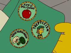Lol skepticism!! Lisa's badges