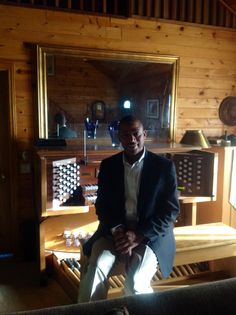 A Day at the Pipe Organ. The Pipe Organ is the King of Instruments.