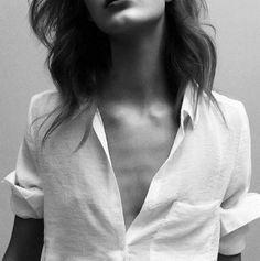 White shirt Love