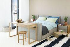 ベッドと机が置きたい!!狭い部屋6つの攻略方法