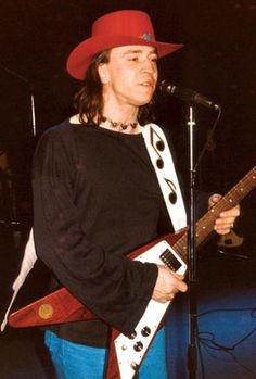 Book Excerpt: Stevie Ray Vaughan Day By Day, Night After Night His Final Years, 1983-1990