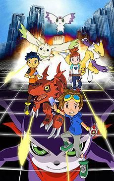 Digimon Tamers [Show] (watched) My favorite of all the digimon series