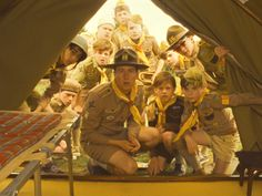 Moonrise Kingdom The latest from the Wes Anderson camp is set to open Cannes (deep breaths). It's like: A good moon on the rise.