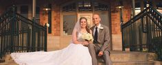 Creating a classy and sophisticated wedding but still need a Tri-Cities wedding venue?  Click the image and learn more about the Bristol Train Station and everything they have to offer. Photo credit: BristolTrainStation.org