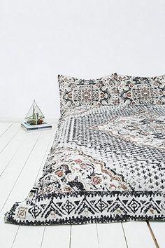 Kasbah Worn Carpet Duvet Cover